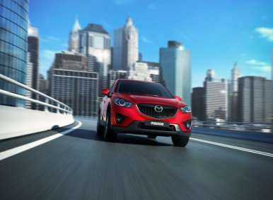 Fast Five: Most Fuel-efficient AWD Vehicles for 2012