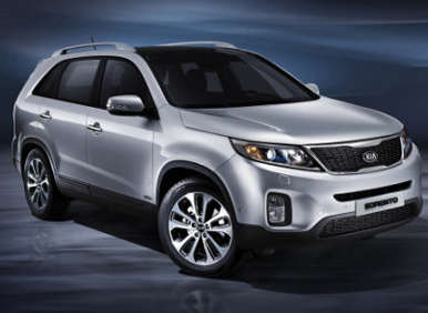 Fuel Economy, Styling Changes Top List of Upgrades for 2014 Kia Sorento