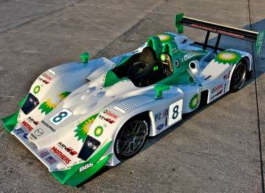 ALMS to Feature CNG-powered Racers in 2013?