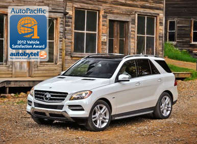 Top-Rated Premium Luxury Crossover SUV AutoPacific & Autobytel Consumer Awards