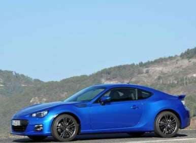 New 2013 subaru brz outperforms most sporty cars in gas mileage performance 2013 subaru brz sciox Gallery