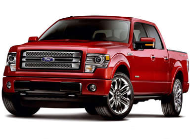2013 Ford F-150 Adds New Limited Trim Level, Updates Raptor