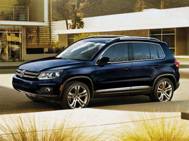 2012 Volkswagen Tiguan Road Test and Review