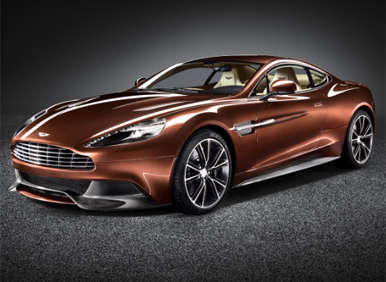 Official Aston Martin AM 310 Vanquish Details Released