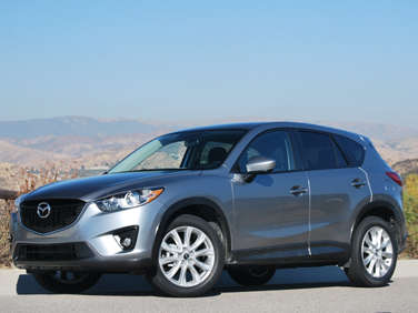 Mazda CX-5 Earns Prestigious 'Truffula Tree Seal of Approval'