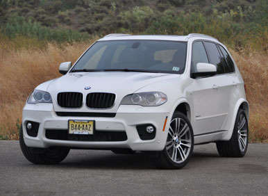 2013 BMW X5 xDrive35i Road Test and Review