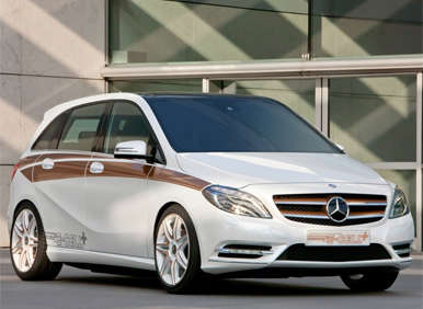 Report: Mercedes-Benz B-Class EV Heading to U.S. in 2014