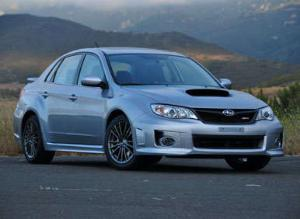 2012 Subaru WRX Sedan Road Test and Review