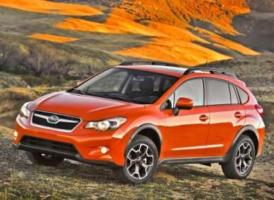 First Look: 2013 Subaru XV Crosstrek