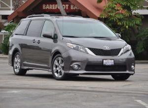 2012 Toyota Sienna Road Test and Review