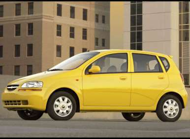 chevrolet aveo used car buyer s guide autobytel com rh autobytel com Sedona Car 2007 Aveo Car