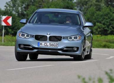 The Latest in a Series: 2013 BMW ActiveHybrid 3