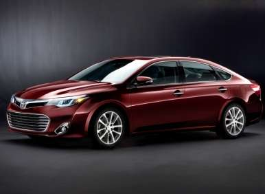 2013 Toyota Avalon Redesign Wakes Up Toyota