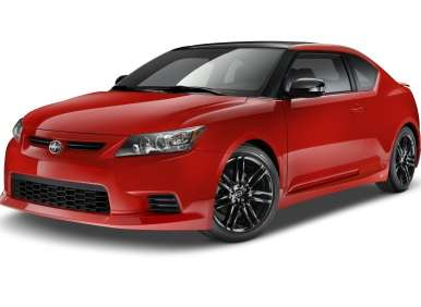 2013 Scion tC Release Series 8.0 Puts a Red Scare into Its Rivals