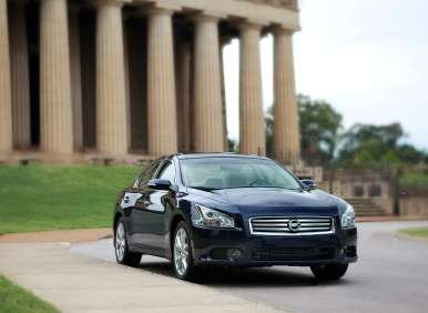 The 2013 Nissan Maxima—Repackaged