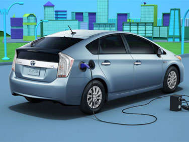 2012 Toyota Prius Plug-in Road Test and Review