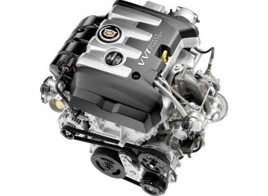 Cadillac Unveils All-new Turbo Engine for 2013 ATS