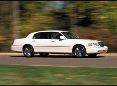 LINCOLN 2006 OWNERS MANUAL TOWN CAR BOOK HANDBOOK