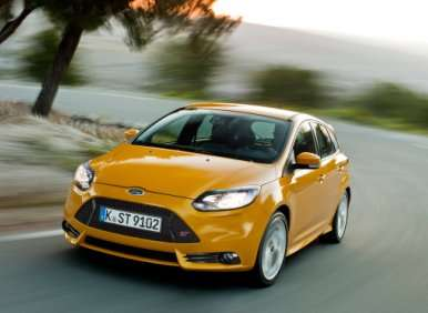 2013 Ford Focus ST Posts Best-in-Class Fuel Efficiency