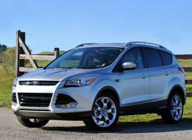 2013 ford escape charms with high mileage and upscale interior. Black Bedroom Furniture Sets. Home Design Ideas