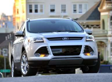 2013 Ford Escape Recalled for Potential Carpet Issue
