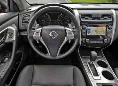 2013 Nissan Altima 3.5 V6 SL Road Test and Review ...