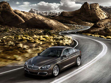10 Things You Need To Know About The 2013 BMW 6 Series Gran Coupe
