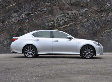 2013 lexus gs 350 f sport review. Black Bedroom Furniture Sets. Home Design Ideas