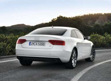 A New Fab 5: 2013 Audi A5/S5/RS 5 Now on Sale