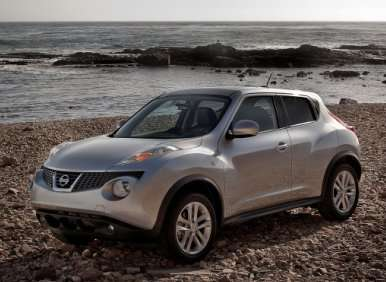 Fast Five: The Best Small SUVs of 2012