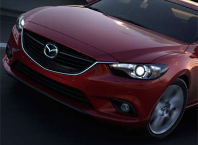 2014 Mazda Mazda6 to Make Global Debut in Moscow