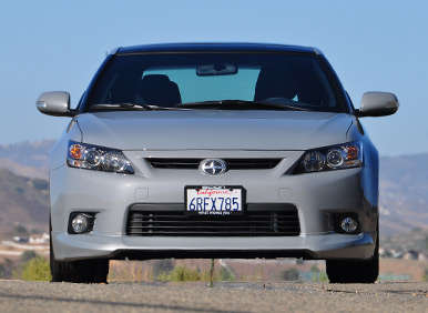 2012 Scion tC Road Test and Review