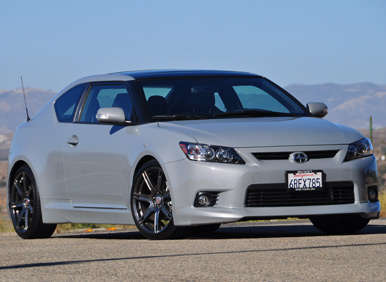2012 scion tc road test and review. Black Bedroom Furniture Sets. Home Design Ideas