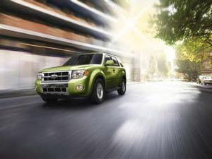 Autobytel Fast Five: Best MPG SUVs for 2012