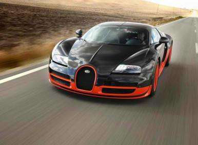 Best All Wheel Drive Sports Cars For 2012: 2012 Bugatti Veyron 16.4 Super  Sport