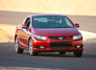 2012 Honda Civic Coupe Si Road Test and Review