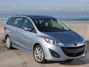 Autobytel Fast Five: Best MPG Minivans for 2012
