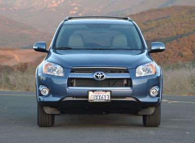 2012 Toyota RAV4 Road Test and Review
