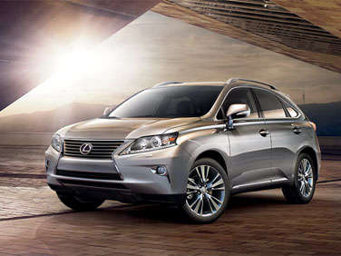 10 Things You Need To Know About The 2013 Lexus RX