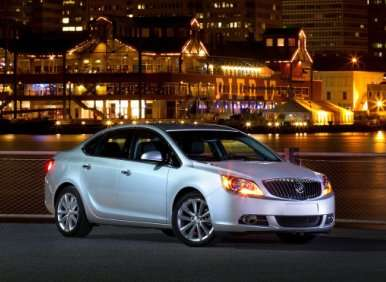 2013 Buick Verano Turbo Will Bring 250 Hp 31 Mpg