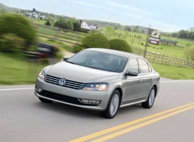 2012 VW Passat TDI: One Tank of Fuel and 1,626 Miles