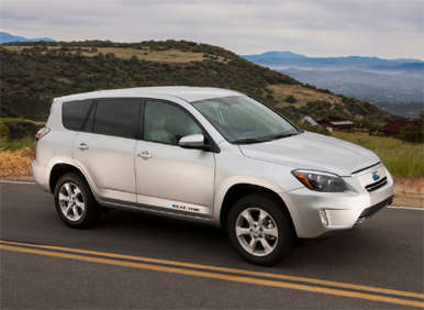 MSRP Pricing, Specs Announced for 2012 Toyota RAV4 EV