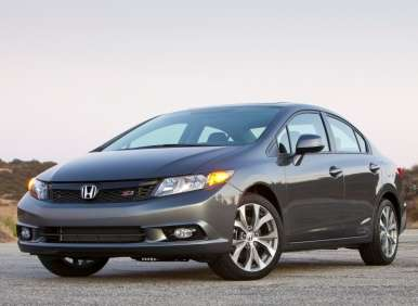 10 Things You Need To Know About The 2012 Honda Civic