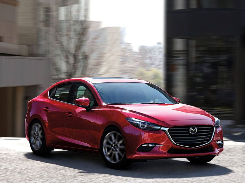 10 Top Compeors Of The 2019 Mazda Mazda3