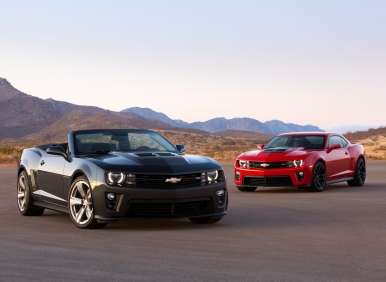 Chevrolet Camaro Lt Convertible Review