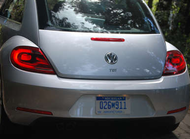 EPA Announces Fuel Economy for 2013 Volkswagen Beetle Convertible