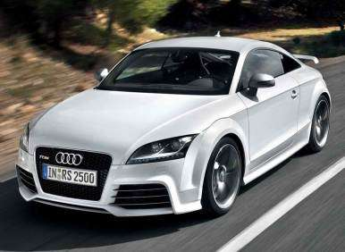 Good Best All Wheel Drive Sports Cars For 2012: 2012 Audi TT RS