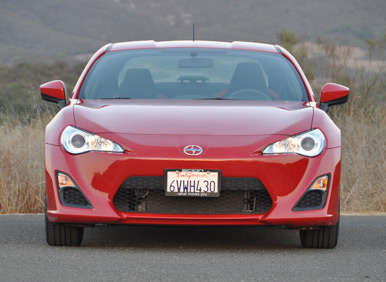 2013 Scion FR-S Road Test and Review