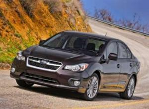 2012 Subaru Impreza Now More Stylish and Fuel Efficient
