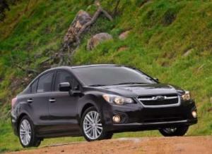 Fast Five: The Best All-wheel Drive Sedans of 2012